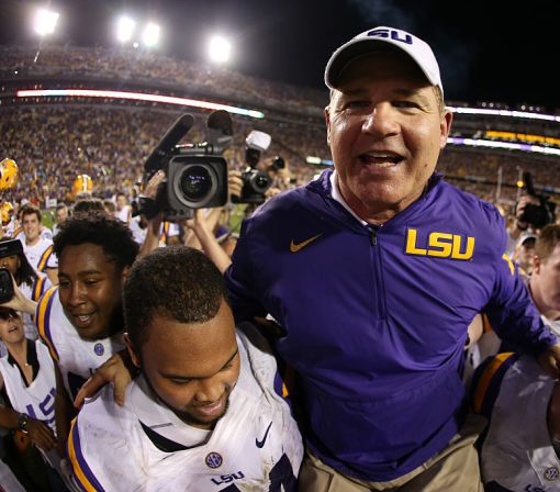 Roundtable: Remembering Les Miles' time at LSU