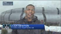 Cam Newton: Marshawn Lynch unbelievable player & person