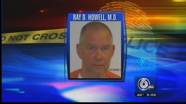 Police: Doctor Traded Prescriptions For Sex