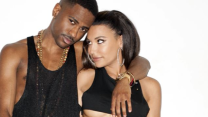 Naya Rivera Sexy Terry Richardson Photoshoot with Big Sean!
