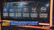 US auto sales to reach 17.1M units in 2015: Pro