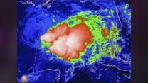 Evacuations Ordered As TS Karen Nears U.S. Coastline