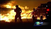 Cal Fire to charge El Dorado Co. supervisor for blaze on his property