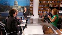 Roundtable Discusses Fiscal Cliff, Lincoln Film