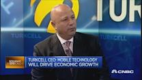 Mobile tech will drive Turkish growth: Turkcell CEO