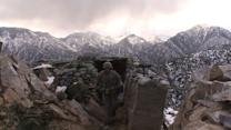 Mixed Emotions: Adrenaline and Fear at A Remote Outpost In Afghanistan