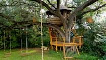 'Treehouse Masters': A Botswana-Inspired Hideaway