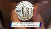First ever Bitcoin fund to trade publicly?