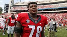 Georgia DT Trenton Thompson withdraws from classes due to medical issue