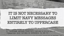 U.S. Navy to Drop All-Caps Messaging