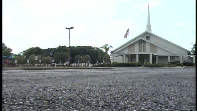 Church recovering from burglary,