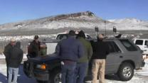 Search Intensifies for Six Missing in Nevada