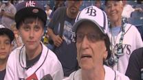 Rays fans pack Tropicana Field for Tuesday's home opener against Baltimore Orioles