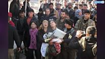 Syrian Rebels Launch Fierce Offensive Against Al Qaeda Fighters