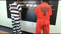 Back to black: Jail ditches orange jumpsuits