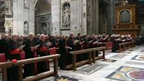 Conclave two days away, still no frontrunner for pope