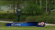 UCF resumes normal activity after 'close call'