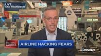 How vulnerable are airlines to hackers?
