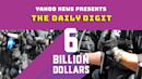 Daily Digit: What are police doing with $  6 billion worth of military equipment?