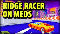 Drift Racer is Ridge Racer on Meds - The MIX at GDC 2015