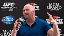 RADIO: Dana White - UFC Heavyweight Division Never Better
