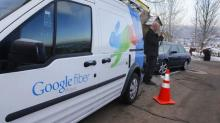 Google halts Fiber rollout in some U.S. cities