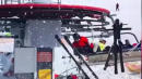 Georgia Ski Lift Malfunction Hurls People Into Air, Injuring 11