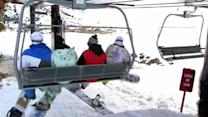 Ski resorts open for Thanksgiving holiday weekend