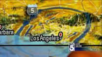 Magnitude 4.4 Earthquake Hits Los Angeles Area