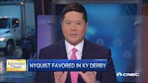 Nyquist Derby fav to beat