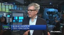 Momentum is building for 5G rollout: Ericsson CEO