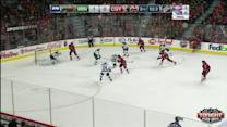 Devan Dubnyk Save on Sean Monahan (19:09/3rd)