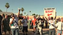 Religious Protesters Square Off in Arizona