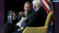 Google's Eric Schmidt Will Give $1 Million In Tech-For-Good Grants