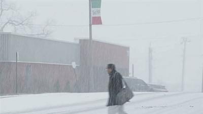 Raw: Snow Blankets Midwest
