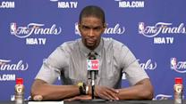 Press Pass: Chris Bosh