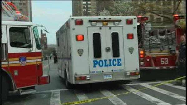 Security heightened in NYC after Boston bombings