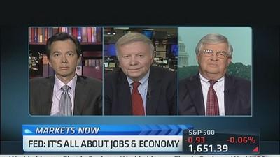 Reaction to the Fed Minutes