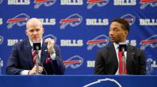Doug Whaley could be on his way out at GM of the Buffalo Bills