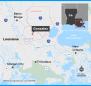 Dakota Theriot, suspect in 5 killings in Louisiana, arrested at gunpoint in Virginia