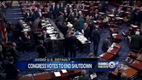 Government shutdown officially over