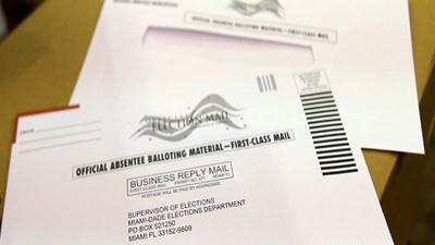 In Miami '172,000 absentee ballots' mailed