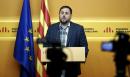 Junqueras será el candidato a presidir la Comisión Europea de la Alianza Libre Europea