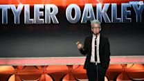"Tyler Oakley's Quick Rise To Fame And His Quest For ""World Domination"""