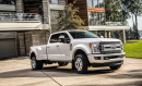 The Latest Ford Super Duty Truck Is $  80,000