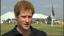 Prince Harry Takes to the Court in Invictus Games