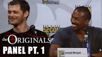 The Originals Panel Part 1 - Comic-Con 2014