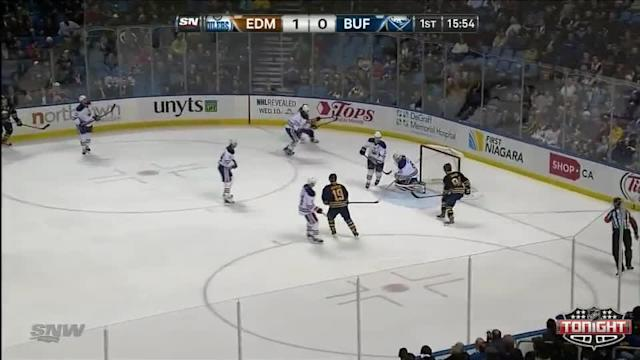 Edmonton Oilers at Buffalo Sabres - 02/03/2014