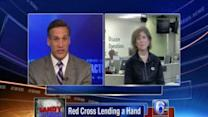 Red Cross President speaks about Sandy relief