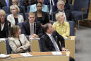 Sweden's center-left PM loses confidence vote